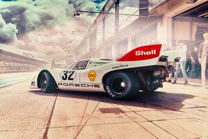 Porsche 917K Photography
