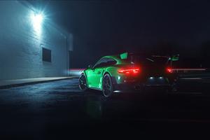 Porsche 918 Rs 4k Wallpaper