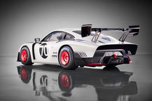 Porsche 935 2019 Rear