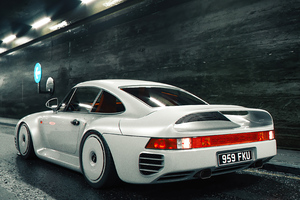 Porsche 959 Grb Prototype 4k Wallpaper