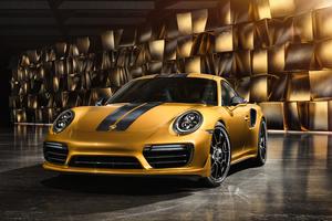 Porsche 991 II Turbo R 4k Wallpaper