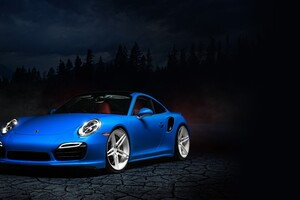 Porsche 991 Wallpaper
