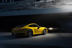 Porsche 992 4k 2020