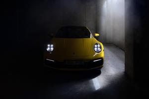 Porsche 992 4k Wallpaper