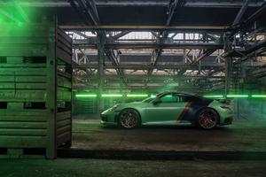 Porsche 992 Techart 5k