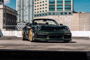 Porsche 992 TT 2021