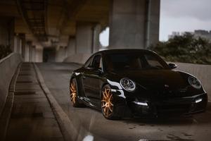 Porsche 997 Sportscar 8k Wallpaper