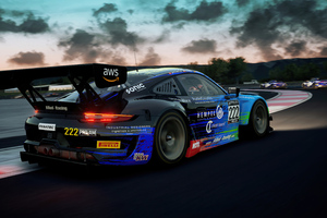 Porsche Assetto Corsa Competizione 5k Wallpaper
