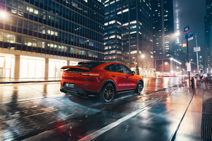 Porsche Cayenne Coupe 2019 5k Wallpaper