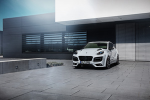 Porsche Cayenne Techart Magnum Sport