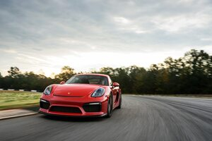 Porsche Cayman GT4 911 GT3 RS Wallpaper