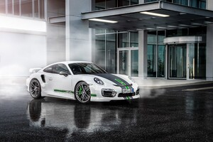 Porsche Custom With Power Kit