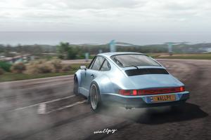 Porsche Drift Forza Horizon 4