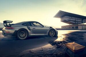 Porsche Gt2 Rs 4k Wallpaper