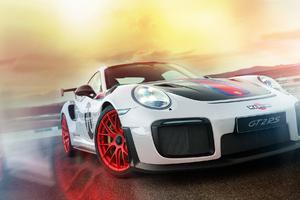 Porsche GT2 RS Front