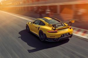 Porsche Gt2rs 5k Wallpaper