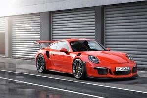 Porsche GT3 911 Wallpaper