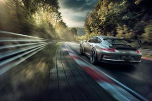 Porsche GT3 RS 2018