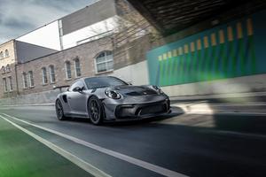 Porsche GT3 RS 4 5k Wallpaper