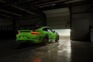Porsche Gt3 Rs 4k Wallpaper
