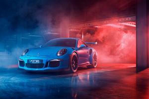 Porsche GT3 RS France