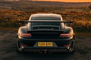 Porsche GT3RS Weissach Wallpaper