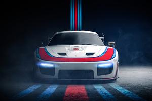 Porsche Manhart TR 700 2020 Wallpaper