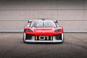 Porsche Mission R 2021 Wallpaper