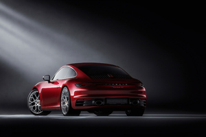 Porsche New 4k Wallpaper