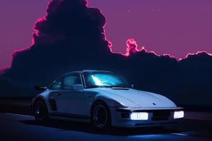 Porsche Outrun