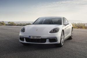 Porsche Panamera 4 E Hybrid 2018