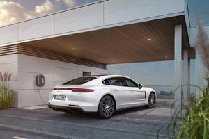 Porsche Panamera 4 E Hybrid Executive 2017