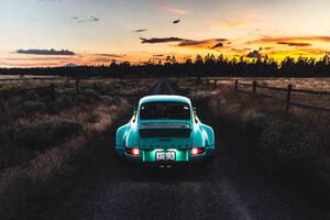 Porsche Rwb 4k Wallpaper