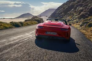 Porsche Speedster 5k Wallpaper