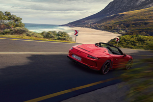 Porsche Speedster Wallpaper
