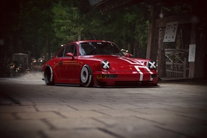 Porsche Toyo 8k Wallpaper