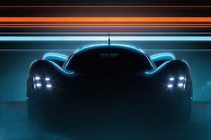 Porsche Vision 908 Gulf Edition 5k Wallpaper