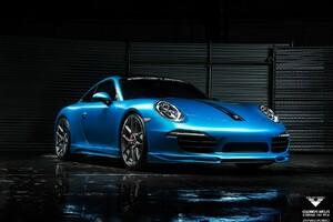 Porsche Vorsteiner 911