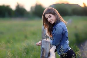 Portrait Of A Young Beautiful Girl 4k Wallpaper