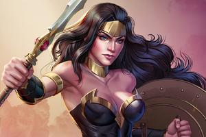 Power Princess Wallpaper
