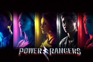 Power Rangers 2017 Movie 4k Wallpaper
