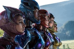 Power Rangers Cast Wallpaper