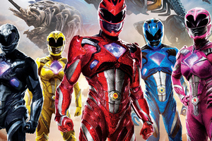 Power Rangers New
