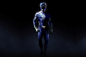 Power Rangers Zack