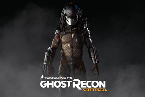 Predator Tom Clancys Ghost Recon Wildlands 4k