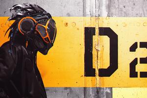 Predator X D2 4k