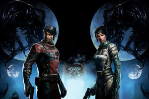 Prey Game Artwork
