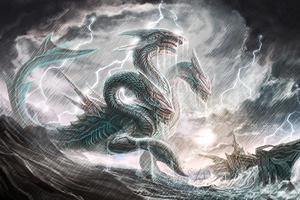 Primeval Hydra 4k