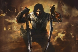 Prince Of Persia 2020 Wallpaper
