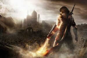 Prince Of Persia The Forgotten Sands 5k